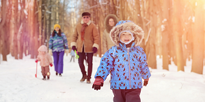 Benefits of Outdoor Play in Winter