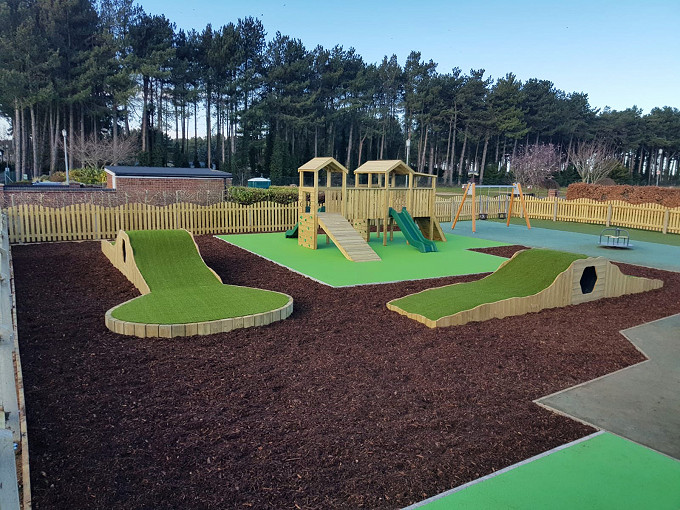 Playground Design - Newby Leisure