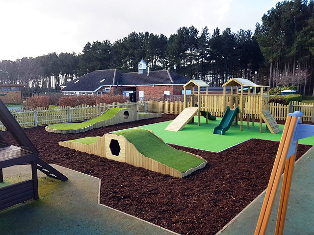 Lakeside Holiday Park - Children's Playground