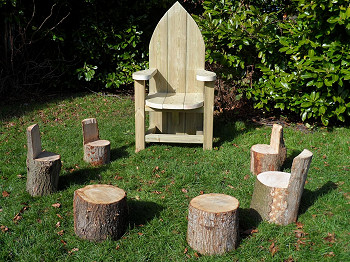 Bespoke Timber Seating for Schools