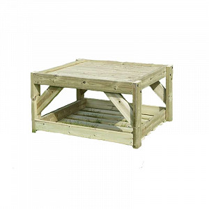 Outdoor Nature Table