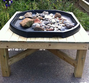 Outdoor World Table