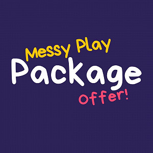 Early Years Messy Play Package