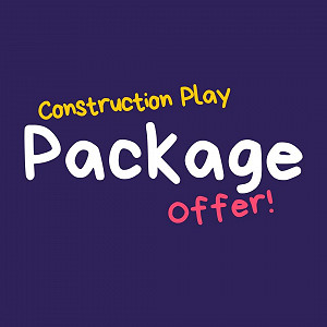 Early Years Construction Play Package Offer