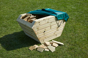Outdoor Play Skip