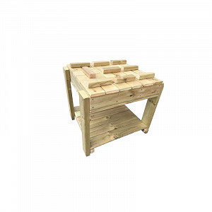 Wooden Play Resource